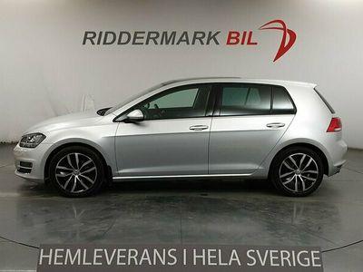begagnad VW Golf VII 5-dörrar 1.4 TSI 140hk T-Lucka Adaptiv