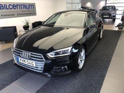 begagnad Audi A5 Sportback SB 2.0 TFSI 245 Q STR SPORT