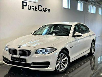 begagnad BMW 520 5L D