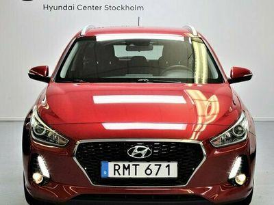 begagnad Hyundai i30 Wagon 1.0 T-GDI blue Euro6 Rattvärme 2018, Kombi Pris 127 900 kr