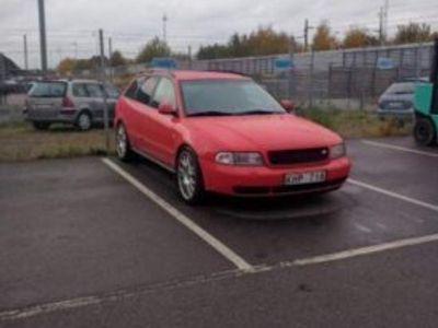 begagnad Audi A4 1,8T -97