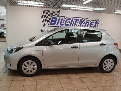begagnad Toyota Yaris Hybrid 1.5 24MÅN 2014, Halvkombi 122 000 kr