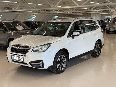 begagnad Subaru Forester 2.0D XS AUT DRAG