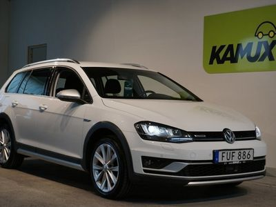 usata VW Golf Alltrack 2.0 TDI 4M Premium Vinter ED Drag (184hk)