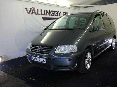 begagnad VW Sharan 1.8 T Freestyle 7-sits(150hk)Besiktad,Full Servic