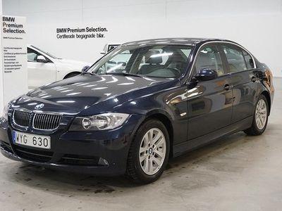 begagnad BMW 325 i Sedan Automat Dragkrok Advantage Comfort PDC 2005, Sedan 64 800 kr