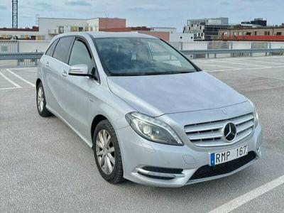 begagnad Mercedes B200 246CDI