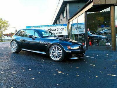 begagnad BMW Z3 2.8i Coupé