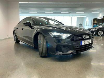 begagnad Audi A7 45 TFSI 245HK QUATTRO S-LINE