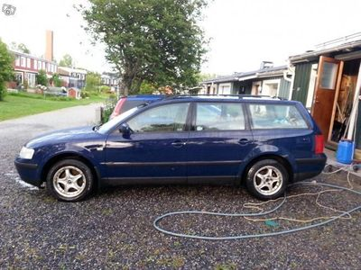 begagnad VW Passat 1.8T -99