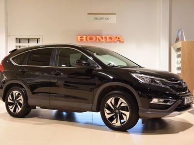 begagnad Honda CR-V 1.6 i-DTEC 4WD Executive Automat