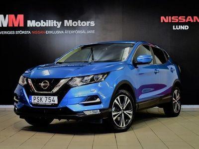 begagnad Nissan Qashqai DIG-T 115 N-Connecta | Passa På