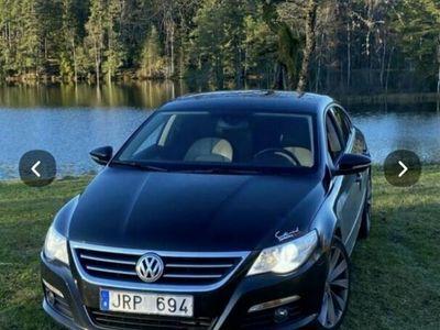 begagnad VW CC PASSAT CC TSI 160 DSG