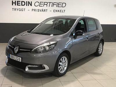 begagnad Renault Grand Scénic Scénic LIMITED 1.5 DCI 110 automat bränslevärmare 2015, Kombi 129 900 kr