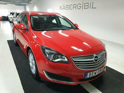 begagnad Opel Insignia SPORTS TOURER S