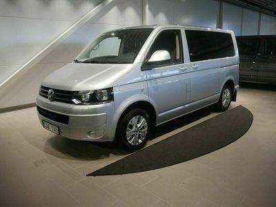 begagnad VW Multivan TSi 2013, Minibuss 229 900 kr
