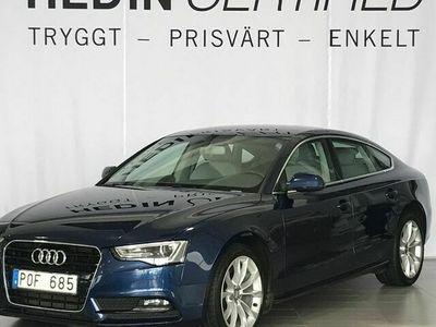 begagnad Audi A5 Sportback 2.0 TDI, 177hk (V - Hjul)