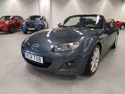 usata Mazda MX5 2,0 160 hk Recaro Soft top