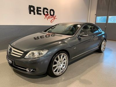 begagnad Mercedes CL600 5G-Tronic Exclusive Leather 517hk