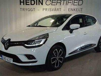 begagnad Renault Clio 0.9 TCe 90hk Intens