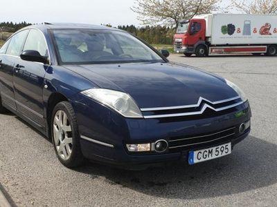 begagnad Citroën C6 2.7 HDi Automat 204hk Drag -07