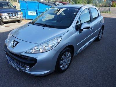 begagnad Peugeot 207 5-dörrar 1.6 VTi Manuell, 2 ägare Halvkombi 2009, Halvkombi 34 900 kr