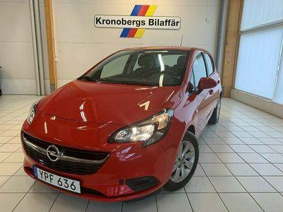 begagnad Opel Corsa 5-D Enjoy Plus 1,4 90 Hk Manuell
