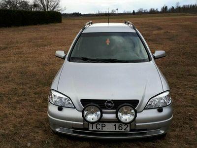begagnad Opel Astra KO 1.6 COMF A