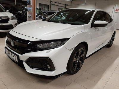 begagnad Honda Civic 1.5 SPORT A-DA+ MT (182hk)