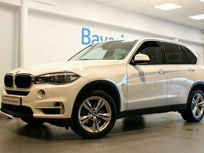 begagnad BMW X5 xDrive30d 30d xDrive Aut Nav Drag Komfortstol Head-Up