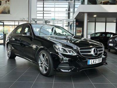 begagnad Mercedes 220 Benz E CDI Sedan Sv-såld 2014, Sedan 195 000 kr