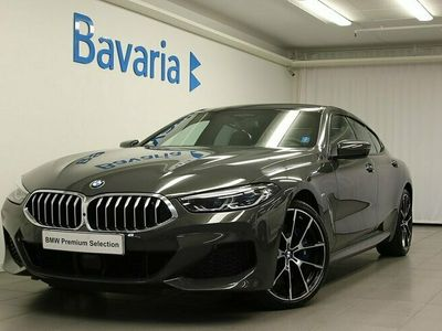 begagnad BMW 840 i xDrive Gran Coupe Night Vision 1,95% Ränta
