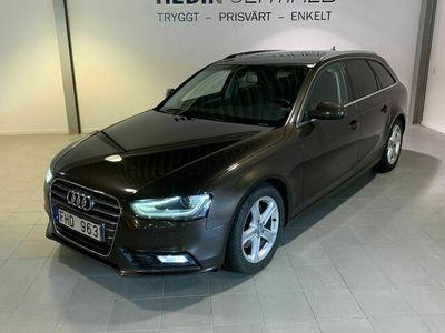begagnad Audi A4 2.0 TDI SPORT / PROLINE / DRAG / 177hk