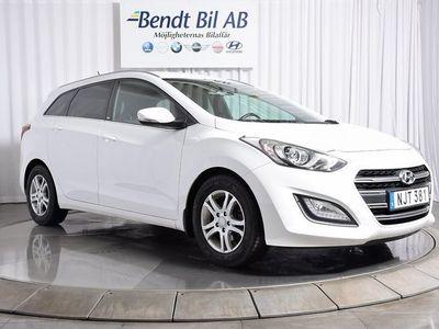begagnad Hyundai i30 Kombi GO Plus / 3300 mil / 1 ägare