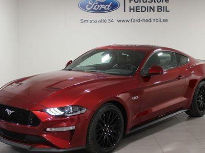 brugt Ford Mustang Fastback 5.0L 451hk V8 10-vxl