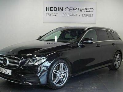 begagnad Mercedes 200 - Benz E - KLASSd Kombi / / AMG Paket / / Vinter paket / / Distronic / / Kombi Paket / / 9G - Tronic - 160hk