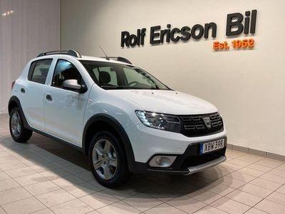begagnad Dacia Sandero PhII TCe 90 Stepway 2020, Halvkombi 122 500 kr