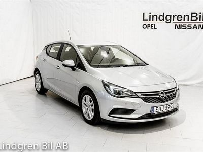 begagnad Opel Astra Enjoy 1.4 Turbo EcoTec