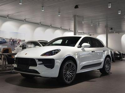 used Porsche Macan - Facelift