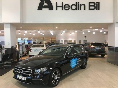 begagnad Mercedes E300 KOMBI DEMO PLUG IN HYB