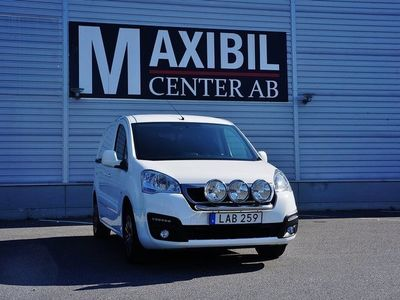 begagnad Peugeot Partner Skåpbil 1.6 BlueHDi Drag 99hk