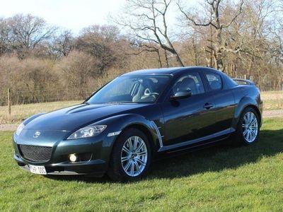 begagnad Mazda RX8 i mycket bra skick