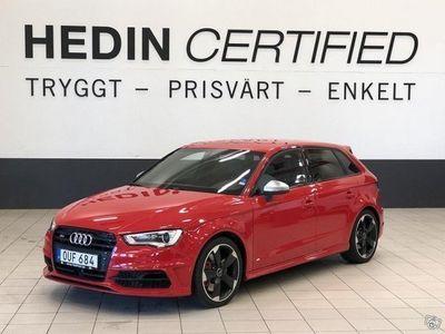gebraucht Audi S3 Quattro S Tronic 300hk / ADAPTIV FARTHÅLLARE
