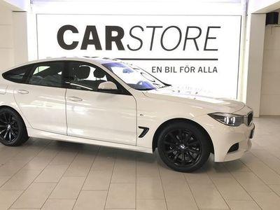 begagnad BMW 320 Gran Turismo d Aut M Sport Navi V-hjul