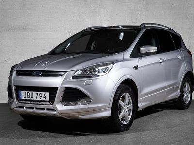 begagnad Ford Kuga 2.0 TDCi 180 Business X 5-d AWD 2016, SUV 155 000 kr