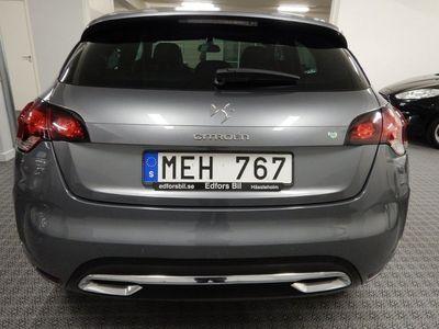 begagnad Citroën DS4 1.6 HDI Aut