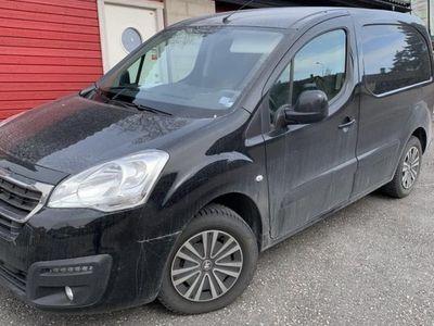 begagnad Peugeot Partner Skåpbil 1.6