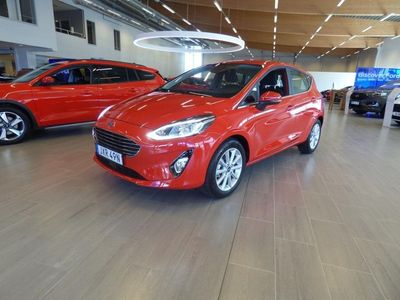 begagnad Ford Fiesta 5-dörrar 1.0 EcoBoost Demo Euro 6 95hk