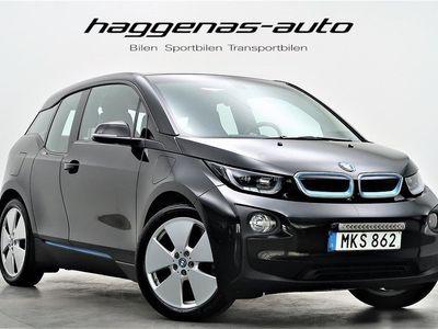 begagnad BMW i3 94 Ah REX / Comfort / NAVI