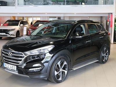 begagnad Hyundai Tucson 2.0 CRDi A6 4WD